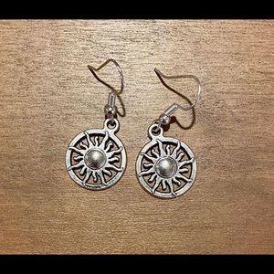 ellajanesjewelry - Beaming Sun Earrings